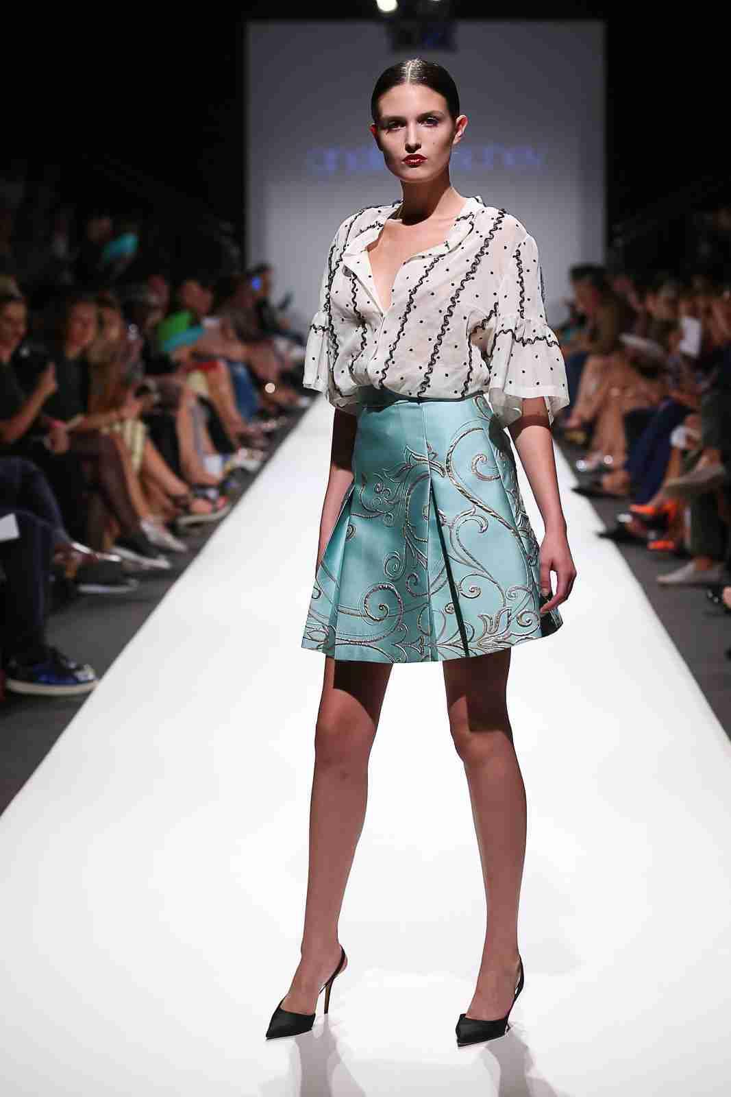 Designer: Anelia Pechev, Photographer: Valeri Angelov, Fotostudio VogueSpot