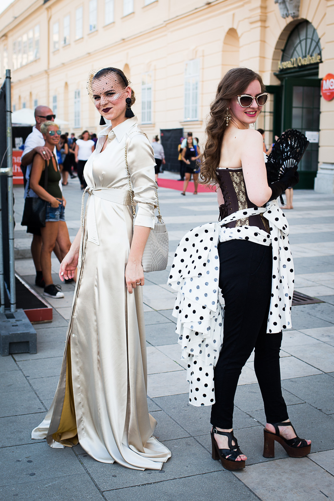Vienna Fashion Week 2016